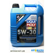 Масло моторное Liqui Moli 5w30 SM/CF Longtime High Tech (5л) 7564