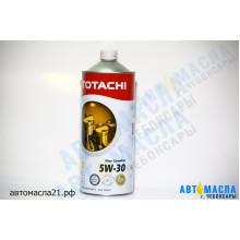 Масло моторное TOTACHI Fine Gasoline 5w30 SL/CF п/с 1л