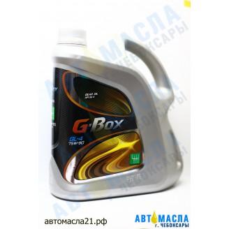 Масло трансмиссионное G-Box 75W90 п/с GL-4 (4л)