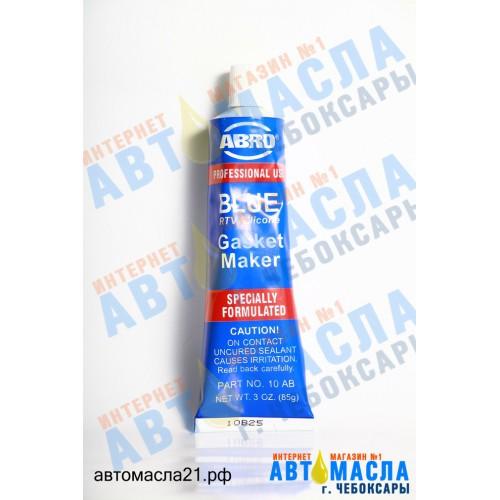 Герметик ABRO синий 85 гр