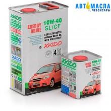Масло моторное XADO Atomic Oil 10W-40 SL/CF (жесть 1л)