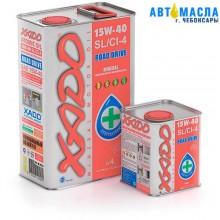 Масло моторное XADO Atomic Oil 15W-40 SL/CI -4 (4л)