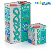 Масло моторное XADO Atomic Oil 5W-40 SМ/CF (5л)
